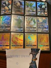 Pokemon Card Lot 100 OFFICIAL TCG Cards Ultra Rare - GX/EX/MEGA/full Art + HOLOS