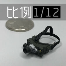 LimToys 1/12 Scale Metal Gear Solid Snake Naked Snake Night Vision Device Model