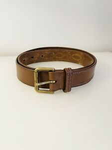 Genuine Leather Mulberry Belt - Size Small
