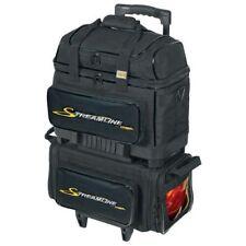 Storm Streamline 4 Ball Roller Bowling Bag Black