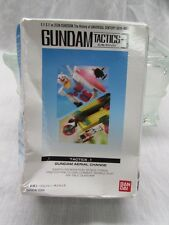 Gundam Tactics .1 Aerial Change  RX-78-2 Mobile Suit Ban Dai NIB Box Shows Wear!