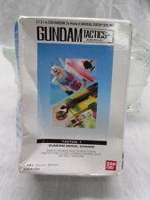 Gundam Tactics .1 Aerial Change  RX-78-2 Mobile Suit Ban Dai NIB Box Shows Wear!