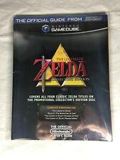 Gamecube Official Guide Nintendo Power Legend of Zelda Collector's Edition