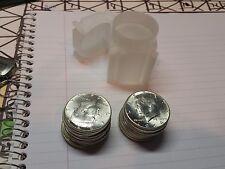$5.00 1964 Kennedy Halves - (HALF ROLL) 90% Silver 10-Coin