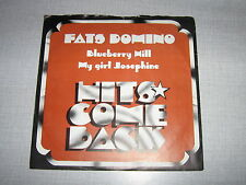 FATS DOMINO 45 TOURS HOLLANDE BLUEBERRY HILL 2