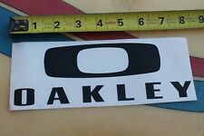 OAKLEY Sunglasses Shades Optics Eyewear Classic O Vintage Surfing STICKER
