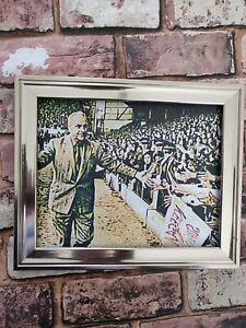 Liverpool FC Bill Shankley Pop Art football picture
