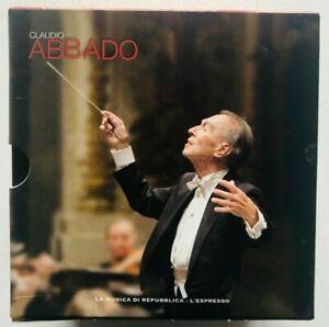 Claudio Abbado Cofanetto da collezione 12 CD Repubblica Beethoven Mahler Mozart