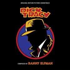 Dick Tracy 2 cd set sealed intrada oop