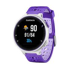 Garmin Forerunner 230 GPS Running Watch - Purple White