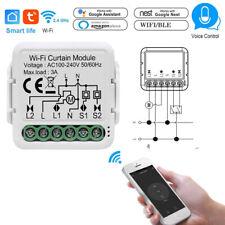 WiFi Smart Curtain Blinds Modul Schalter Rollladenmotor für Tuya Alexa Home