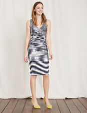 Boden Crossover Ruched Dress Size Uk 10R rrp £70 LS170 PP 13