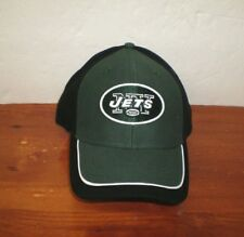 the best attitude 66f97 fc788 BRAND NEW ADULT NFL NEW YORK JETS EMBROIDERED ADJUSTABLE CAP HAT OSFA