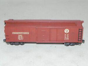 Lionel OO Ga.#74 PRR Pennsylvania Box Car EX