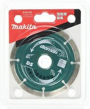 Makita D-61123 Diamond Wheel Segmented 115Mm, Multi-Colour