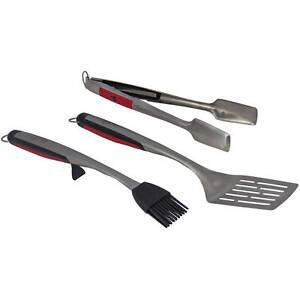 Char Broil Comfort Grip 3-Piece Tool Set