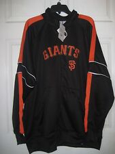San Fransisco Giants Zip-up Jacket, Size 3XL, New w/Tags