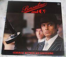 BORSALINO AND CO. (Claude Bolling) rare original near mint Japan stereo lp(1975)