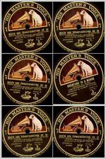 LONDON SYMPH. & COATES Richard Strauss: Tod & Verklärung;  Schellackplatte GS997