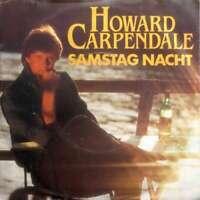 """Howard Carpendale - Samstag Nacht (7"""", Single) Vinyl Schallplatte 14998"""