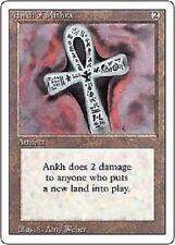 Ankh of Mishra LP  Revised 3rd Edition MTG Magic Cards Artifact Rare