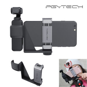 PGYTECH Phone Holder Bracket Mount Stand 3-Axis Stabilizer for DJI OSMO Pocket