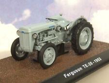 """ATLAS DIECAST 1/32 1953 FERGUSON TE20 TE-20 TRACTOR LITTLE GREY FERGIE 3 1/2"""""""