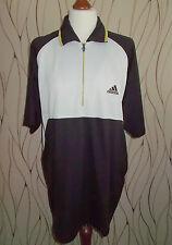 Unifarbene adidas Herren-Poloshirts aus Baumwolle