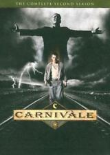 Carnivale DVD The Complete Second Season  2014  6-Disc Set  Brand New Sealed Box