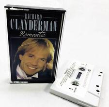 Richard Clayderman - Romantic - Cassette Tape