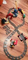 VINTAGE LEGO DUPLO 5609 DELUXE TRAIN SET WITH SOUNDS LOVELY CONDITION COMPLETE