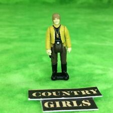 Star Wars Luke Skywalker Yellow Jacket Medal Yavin 4 Micro Machines New Hope