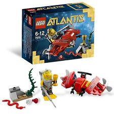 LEGO ATLANTIS FASCIA D'ETA' 6-12 ANNI  AGE GROUP 6-12  ART 7976