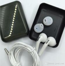 NEW OEM White Original Samsung Galaxy Headset Earphones With Mic s4 s5 s6 s7s8