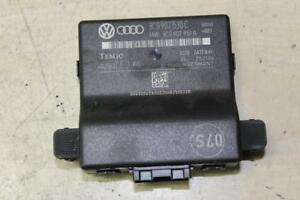 VW PASSAT B6 2.0 TDI GATEWAY CONTROL MODULE ECU PN 3C0907530C