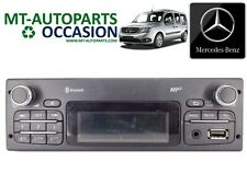 POSTE AUTORADIO CD LASER MERCEDES BENZ CITAN KANGOO USB BLUETOOTH MP3 AUXILIAIRE
