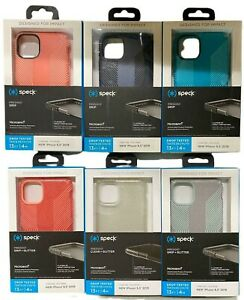 Speck Presidio Grip / Glitter Case for iPhone 11 Pro Max 6.5-inch Blue Pink Gray