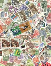 WORLD & US MIX OFF PAPER over 100 OLD STAMPS / Lot BUY 5-1 FREE! Free Ship