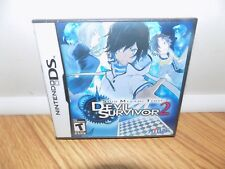 Shin Megami Tensei: Devil Survivor 2 (Nintendo DS, 2011) BRAND NEW FREE SHIPPING