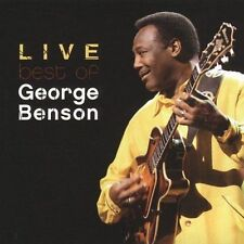 The Best of George Benson Live by George Benson (Guitar) (CD, Sep-2005, GRP...