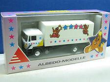 """ALBEDO 200122 MAN LKW """"4 GEGEN WILLI"""" (X570)"""