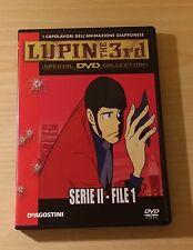 LUPIN THE 3RD - SERIE II FILE 1 - DVD