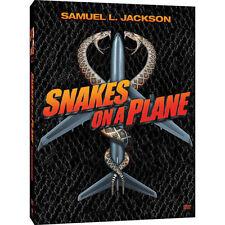 Snakes on a Plane (DVD, 2007, Full Frame)