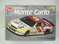 1:25 AMT ERTL #5 KELLOGG'S CORN FLAKES MONTE CARLO SS NASCAR CHEVY TERRY LABONTE