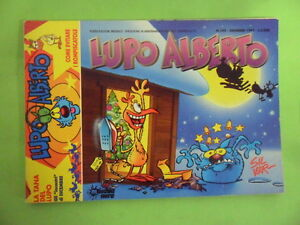 SILVER. LUPO ALBERTO N° 102 DICEMBRE 1993. EDIZIONI MACCHIA NERA