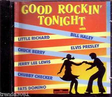Entertainers Good Rocking Tonight Classic 50s 60s LITTLE RICHARD FATS DOMINO