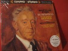 "REINER-RUBINSTEIN "" RHAPSODY ON PAGANINI "" (180GRAM-CLASSIC/45RPM-LP-SET/SEALED)"