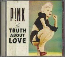 PINK / THE TRUTH ABOUT LOVE - US IMPORT * NEW CD 2012 * NEU *