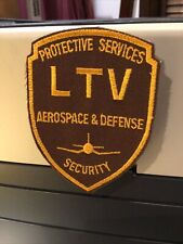 L.T.V. Aerospace & Defense Protective Services  Security Patch