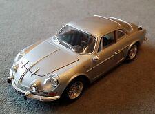 Renault Alpine A110 1600S - silber - 1971 - Bburago 3012 -  1:16